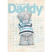 Special Daddy Me to You Bear Birthday Card
