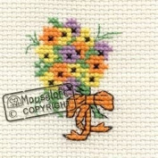 Mouseloft cross stitchlet card Special Occasions