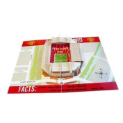 Manchester United FC Pop Up Birthday Card - Football Gifts
