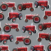 Tractors Birthday Card