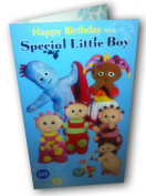 In The Night Garden Special Boy Birthday Greeting Card