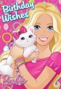 Barbie Birthday Wishes Birthday Card