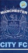 Manchester City Crest Birthday Card
