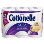 COTTONELLE DBL ULT COMF CARE