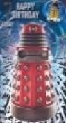 Doctor Who - Age 7, Birthday Card