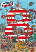 Woodmansterne Where's Wally 8th Birthday Card Card - 8 Under The Sea