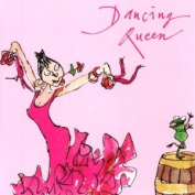Quentin Blake - Dancing Queen Birthday Card New In Cello