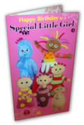 In The Night Garden Special Girl Birthday Greeting Card