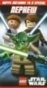 Nephew Lego Star Wars Birthday Card