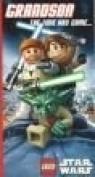 Grandson Lego Star Wars Birthday Card