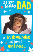 Its Your Birthday Dad Card - Humorous