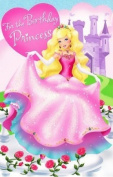 `For The Birthday Princess` Birthday Card