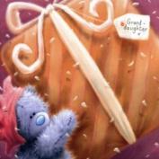 Me To You Tatty Teddy Granddaughter Birthday Card