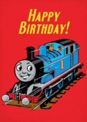 "Thomas the Tank Engine ""Happy Birthday"" Birthday Card"
