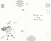 4 Today Birthday Card