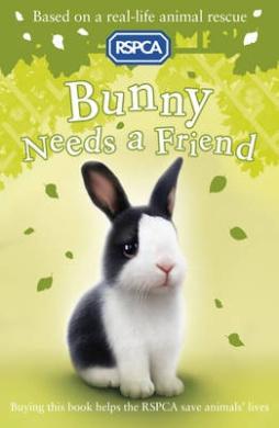 Bunny Needs a Friend (RSPCA)