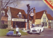Esso Garage (greetings card)