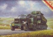 On Manoeuvres - tank transporter