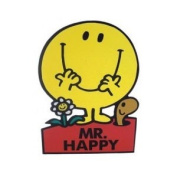Mr Happy Stand Up Greeting Card