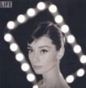 Portrait of Audrey Hepburn, Birthday, Anytime Card