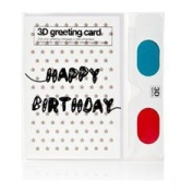 3D Greeting Card Star