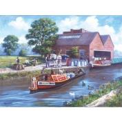 Cadbury Canal Transport