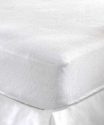 Mattress Protector - Waterproof Terry Fitted Cover