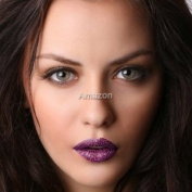 Lip Wraps (Tattoo's) By Passion Lips - Purple Cheetah