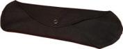 WillowPads Cloth Menstrual Pad-Regular Black