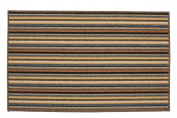 William Armes Ios Brown Rug, 100 x 67 cm