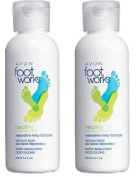 2 Foot Works Healthy Restorative Milky Foot Soaks