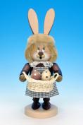 Christian Ulbricht Smokerman Bunny Dwarf Girl