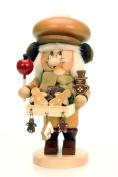Christian Ulbricht Smokerman Dwarf Gingerbread Vendor