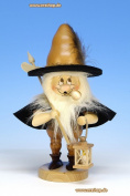 Christian Ulbricht Smokerman Dwarf Nightwatchman
