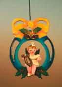 Hubrig Accessory Christmas Tree , Angel/Ball/Lute