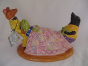 Royal Doulton Wind in the Willows No Amount of Shaking