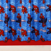 Character World 180cm Ultimate Spider-Man City Curtains