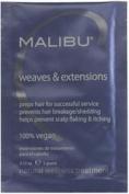 Malibu C Weaves & Extensions Treatment, 1 - 5g packet