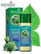 Original Biotique Bhringraj Therapeutic Oil for Hair Growth for Fine & Thinning Hair 120ml