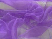 Kimberley Collection Purple ORGANZA Voile wedding sashes Fabric Wholesaler 150cm Wide- Prestige Fashion UK Ltd CLR:29