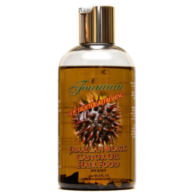 Fountain Jamaican Black Castor Oil Hair Food 240ml
