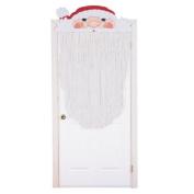 Santa's Beard Decorative Door Curtain 1.37m X 91.4cm