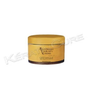 Deep Hair Reparation Mask 250g 240ml Btx Brazilian Therapy Xtreme Pina Colada with Argon Oil - Shea Butter 250gr - 240ml