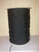 BLACK 2MM BLIND / CURTAIN CORD - 20 METRES