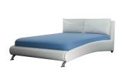 Birlea Carnaby 1.2m 15cm Double Bed, White