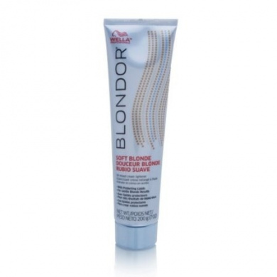 Wella Blondor Soft Blonde Cream Ligh, 210ml