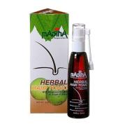 Madina Herbal Hair Growth Tonic with Bergamot & Ginger Extract 80ml