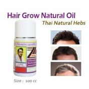 Black PhomThong Hair Care Hair Loss HAIR _GROWTH HERBAL OIL 100 cc