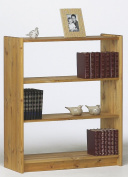 Steens Axel 17914430 Book Shelf 100 x 84 x 30 cm Solid Pine Leached Oiled