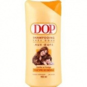 Dop Shampoo Different Flavours 400 ml from France